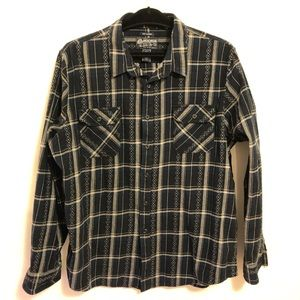 American Rag Plaid Shirt XXL